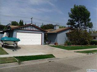 5791 Vallecito Dr , Westminster CA