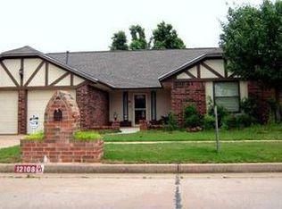 12108 Greenlawn Ave , Oklahoma City OK