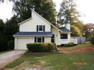 581 Harrison Ridge Rd , Lawrenceville GA