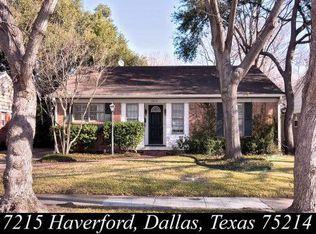 7215 Haverford Rd , Dallas TX