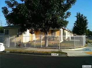 640 W Shauer St , Compton CA