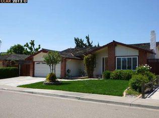 4540 Fisher Ct , Pleasanton CA