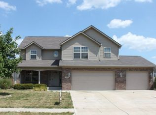 4454 W Windsong Ct , New Palestine IN