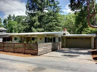 416 MEADOW WAY , SAN GERONIMO CA