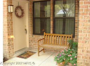 7543 Weather Worn Way Unit A, Columbia MD