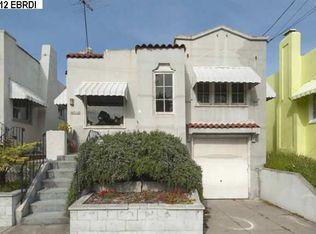 4014 Brookdale Ave , Oakland CA