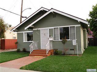 3323 E Vista St , Long Beach CA