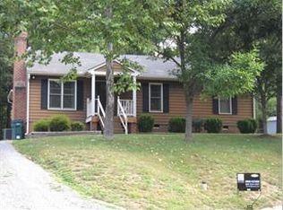 2548 Hickory Knoll Ln , Richmond VA