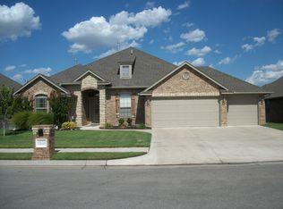 13640 S Brookline Ave , Oklahoma City OK