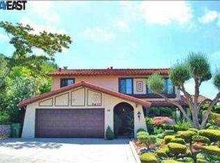 5637 Shadow Ridge Dr , Castro Valley CA