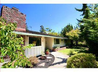 211 Prospect Ave , Los Gatos CA