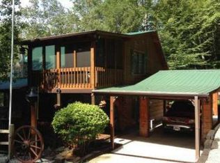 275 Old Covered Bridge Ln , Cherry Log GA