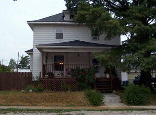 204 E Finley St , Oakwood IL