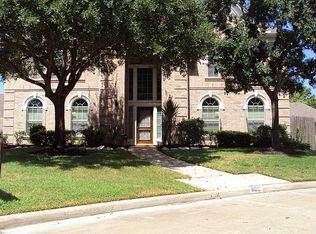 802 Ivory Ridge Ln , Houston TX