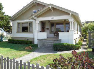 626 Stewart St , Fort Bragg CA