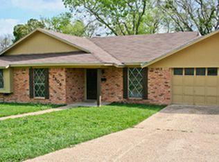 2609 Mount Carmel Dr , Waco TX