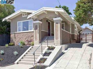 2463 Mavis St , Oakland CA