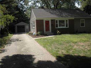 1632 Cherokee Rd , Ann Arbor MI
