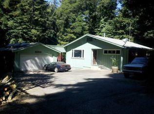 450 Huckleberry Ln , Boulder Creek CA