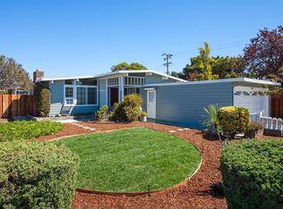 1798 Herschel St , San Mateo CA