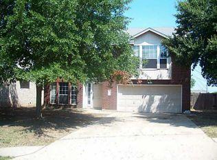 2501 Eastwood Ln , Round Rock TX