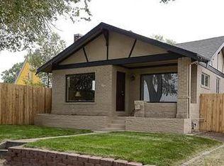 3811 Tejon St , Denver CO