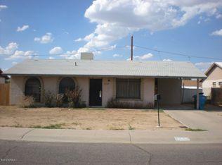 2256 W Hidalgo Ave , Phoenix AZ