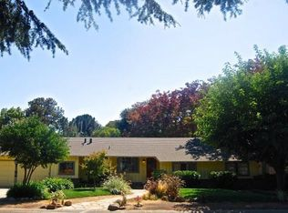 1614 Oak Ave , Los Altos CA