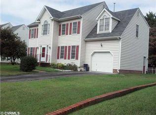 7020 Hawks Hill Ln , Mechanicsville VA