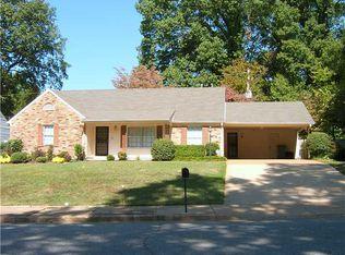 4796 Craigmont Dr , Memphis TN