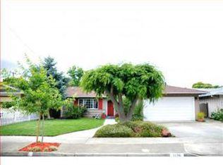 1126 W Mc Kinley Ave , Sunnyvale CA