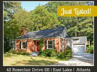 42 Roseclair Dr SE , Atlanta GA
