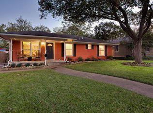6624 Pimlico Dr , Dallas TX