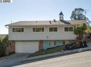 225 Crestmont Dr , Oakland CA