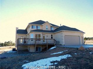 961 Forest View Rd , Monument CO