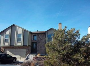 6850 Sagewood Ct , Colorado Springs CO