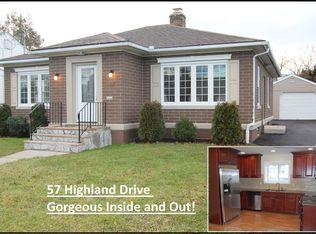 57 Highland Dr , Waterbury CT