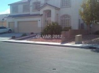 3909 Blue Gull St , North Las Vegas NV