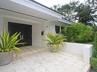 45 Morningside Dr , Coral Gables FL