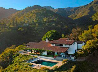 960 E Mountain Dr , Santa Barbara CA