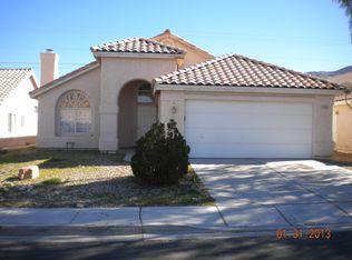 2654 Lone Butte Dr , Las Vegas NV