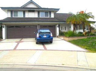 402 S Fernhill Ln , Anaheim CA