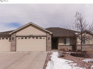 3212 Muscat Ct , Greeley CO