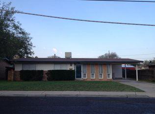 2607 Custer Ave , Odessa TX