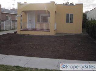 6505 Cedar St , Huntington Park CA
