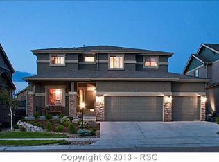 9163 Rock Pond Way , Colorado Springs CO