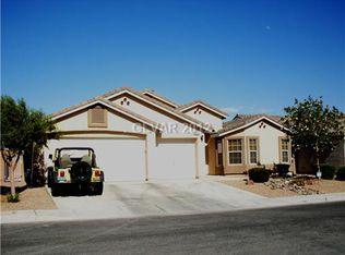7134 Goldfield St , North Las Vegas NV