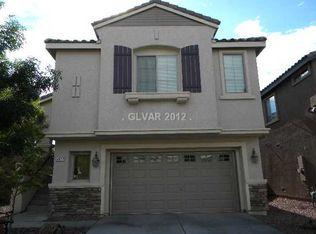 5817 Gold Horizon St , North Las Vegas NV