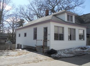 61 Evergreen Ave , Old Orchard Beach ME