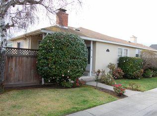 219 Huron Ave , San Mateo CA